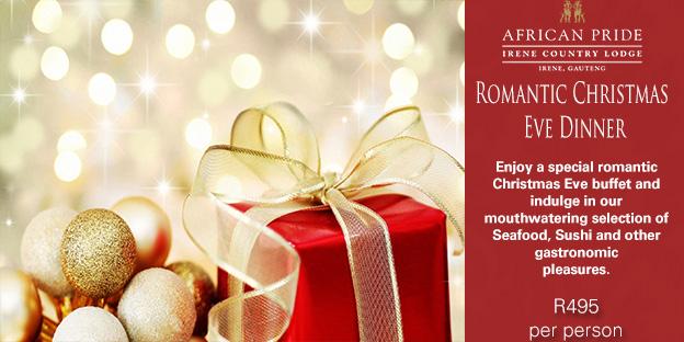 Romantic Christmas Eve dinner fb 2014 DL